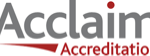 Acclaim Accreditation Logo